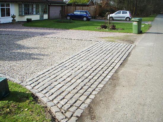 Brick Driveway Edging Asphalt Driveway Edge Brick